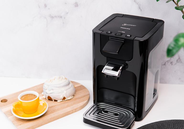 Spilventiņu kafijas automāti