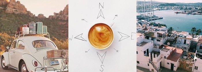 Kafijas kompass. Kafijas Draugs