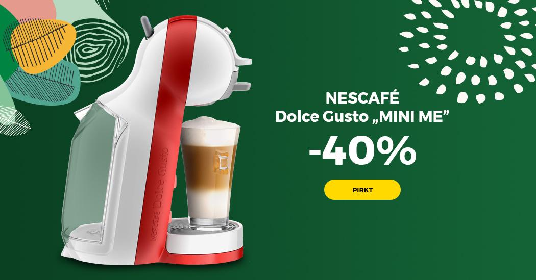 "Kafijas automāts NESCAFÉ Dolce Gusto ""MINI ME EDG305.WR"""