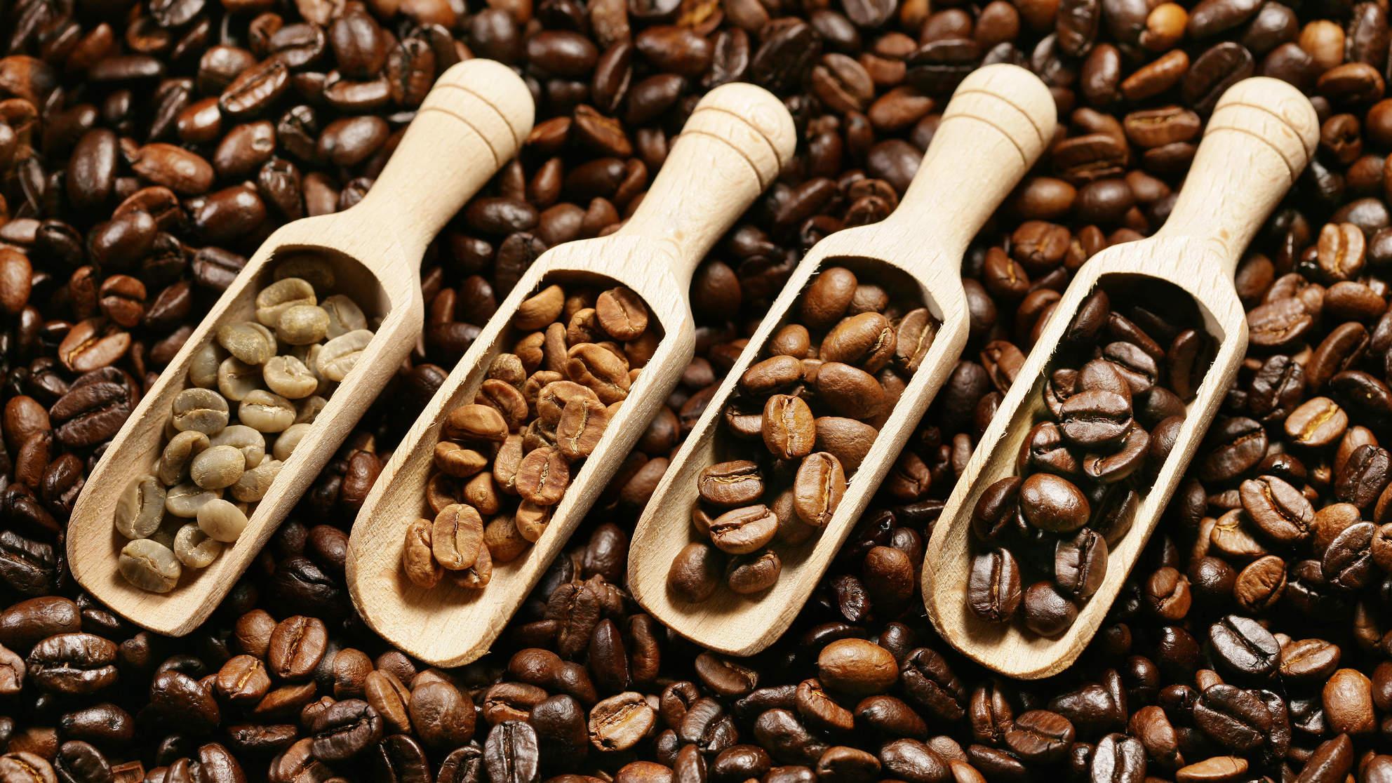 pupiņu kafijas