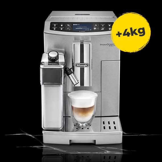 De'Longhi kafijas automāts + 4 kg kafijas
