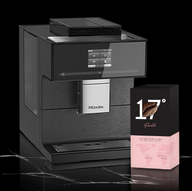 Miele kafijas automāts + līdz 3 kg Parallel kafijas dāvanā
