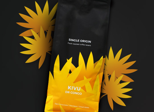 """""""DR Congo Kivu"""", 1 kg"""
