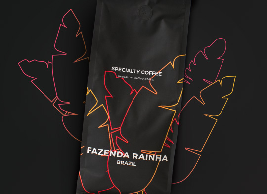 """""""Brazil Fazenda Rainha"""", 1 kg"""