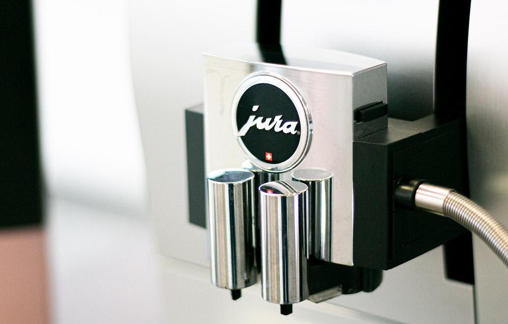 Kafijas automāts JURA