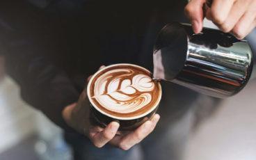 latte kafiju