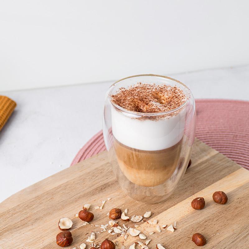 Zemesriekstu latte
