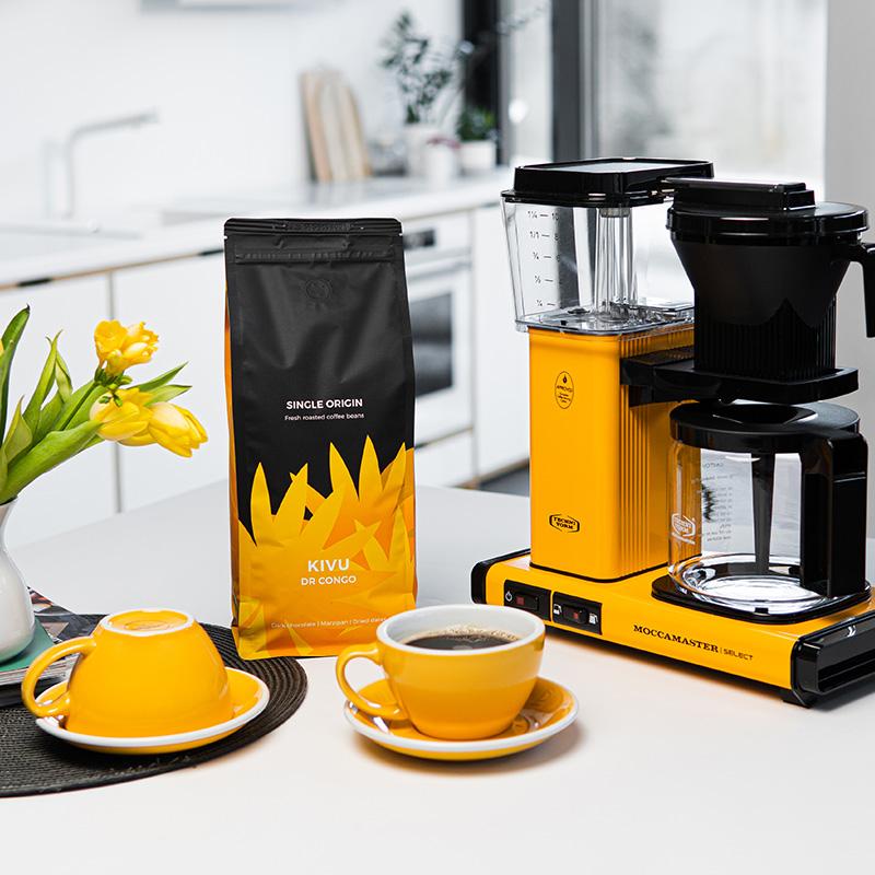 Filtru kafijas pagatavotājs