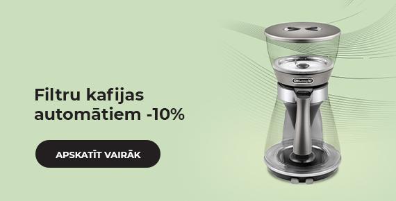 Filtru kafijas automātiem -10%