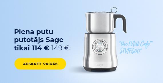 Piena putu putotājs Sage tikai 114 €