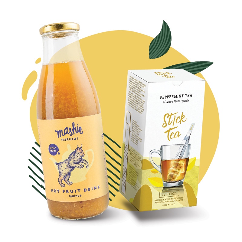 Nordic Berry un Stick Tea tējām -20%
