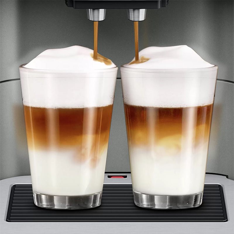 """""""One Touch Double Cup"""" funkcija 2 kavos porcijoms iš karto"""