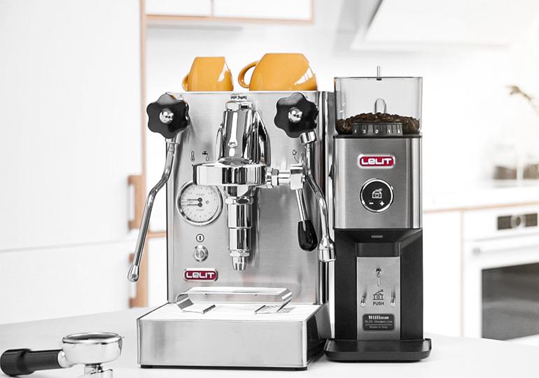 Labākais espresso kafijas automāts